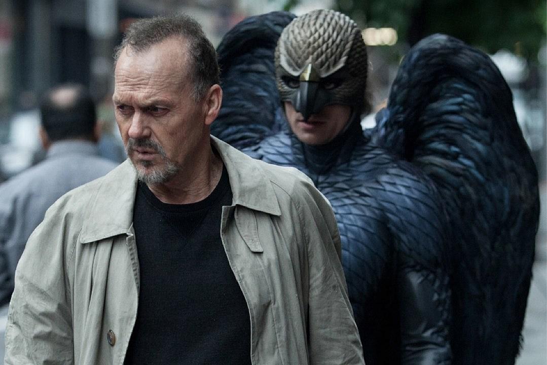 Michael Keaton Batman Birdman