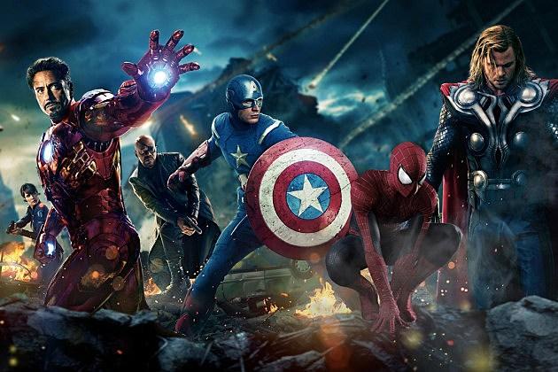 Spider Man Marvel Avengers