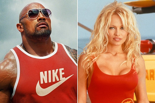 Baywatch Movie The Rock