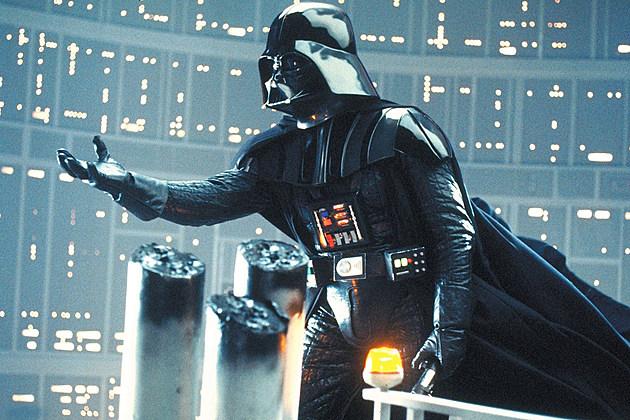 Star Wars Rebels Darth Vader James Earl Jones Photo