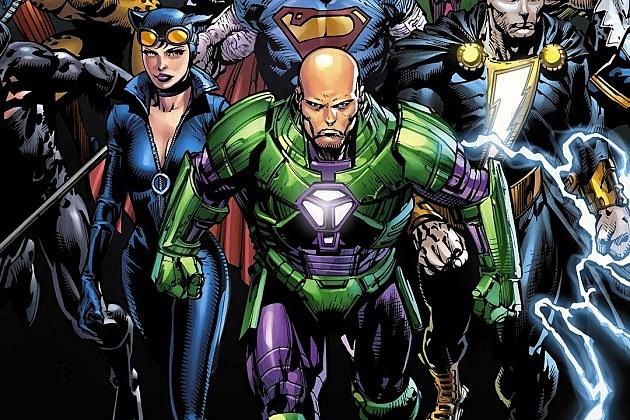 Lex Luthor Suicide Squad