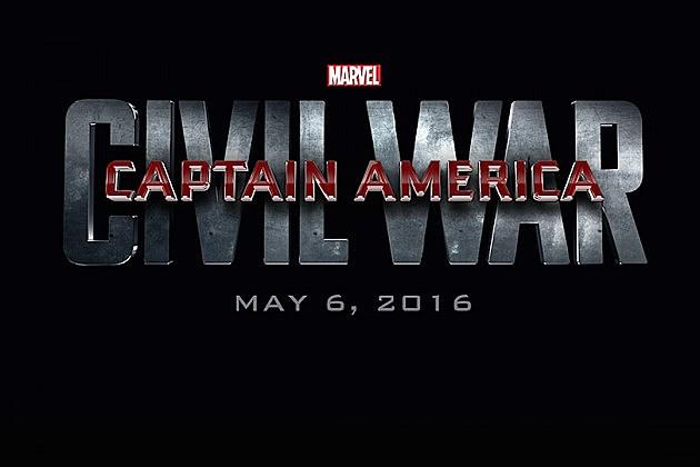 Civil War title treatment