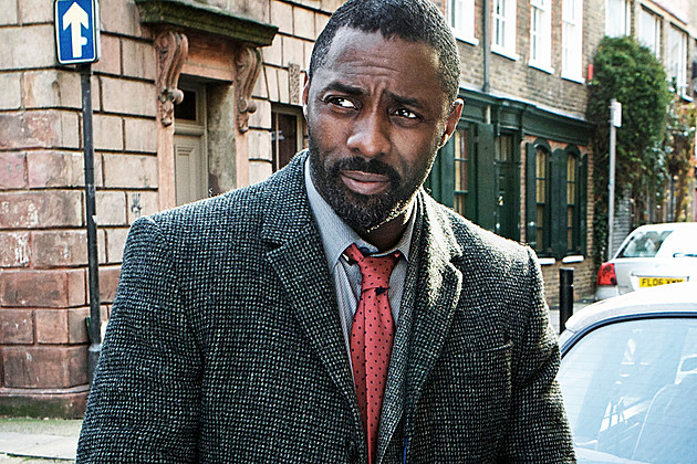 BBC Luther Remake FOX American Idris Elba Neil Cross