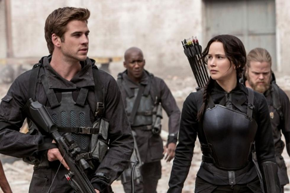 25 questions about hunger games mockingjay part 1