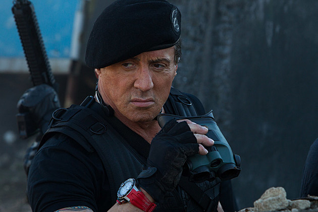 Expendables 4 R rating