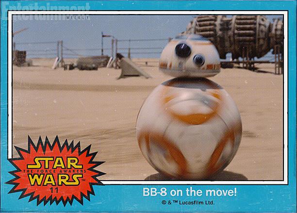 BB-8 Star Wars Force Awakens