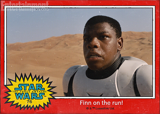 Finn Star Wars Force Awakens