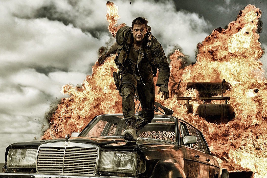 Mad Max Fury Road preview image