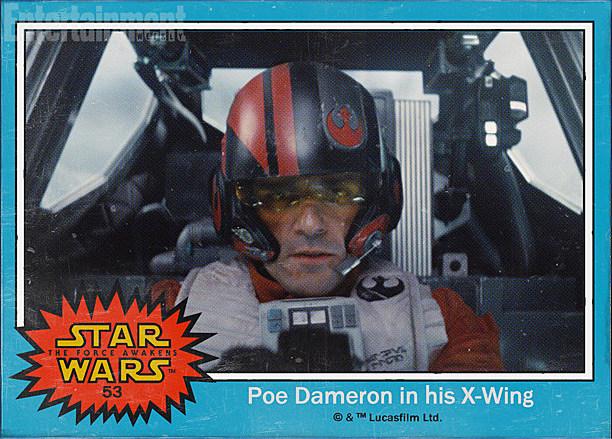 Poe Dameron Star Wars Force Awakens