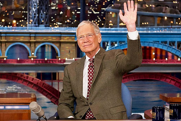 Late Show with David Letterman Final Episode May 2015