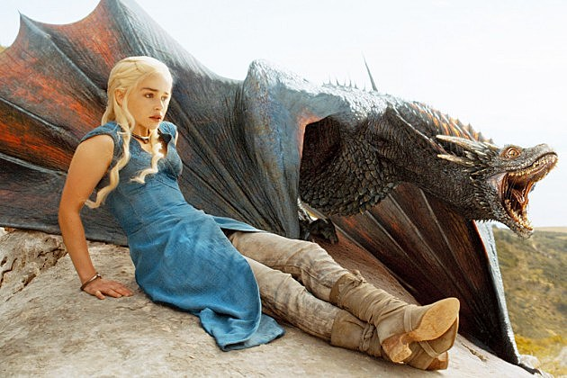 Most Pirated TV Shows 2014 Game of Thrones