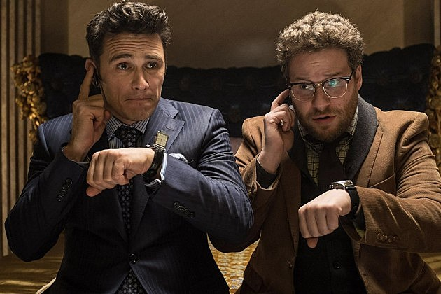 The Interview hackers