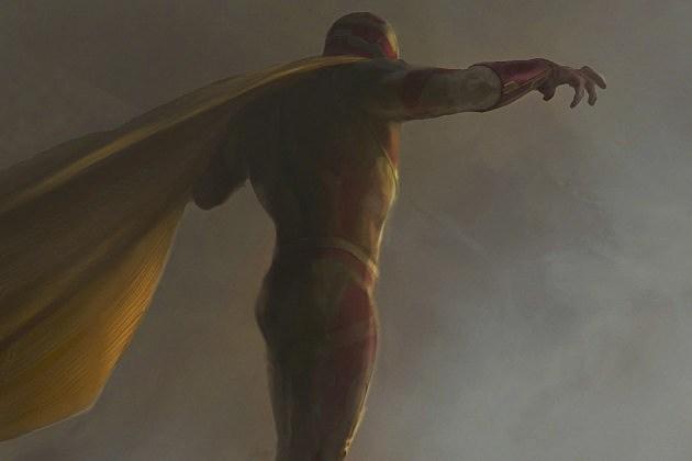 Avengers 2 Vision