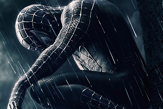 Spider-Man 3 sad