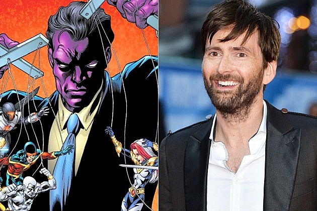 Marvel AKA Jessica Jones David Tennant Purple Man Netflix