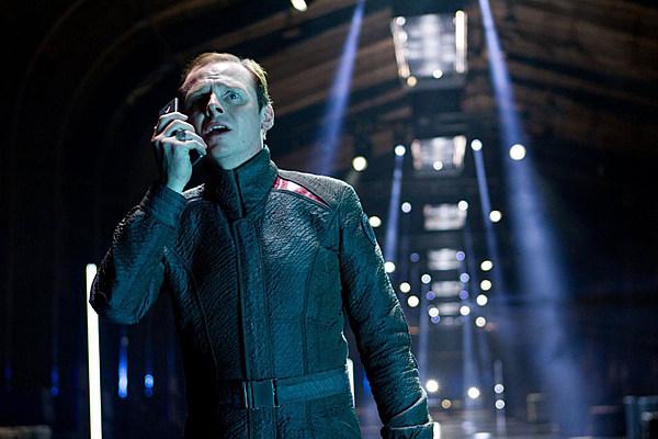 Simon Pegg Says Tarantino?s ?Star Trek? May Not Be Rated R