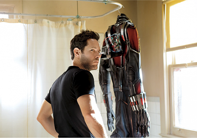 Ant Man photo