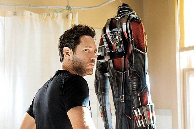 Ant Man photos