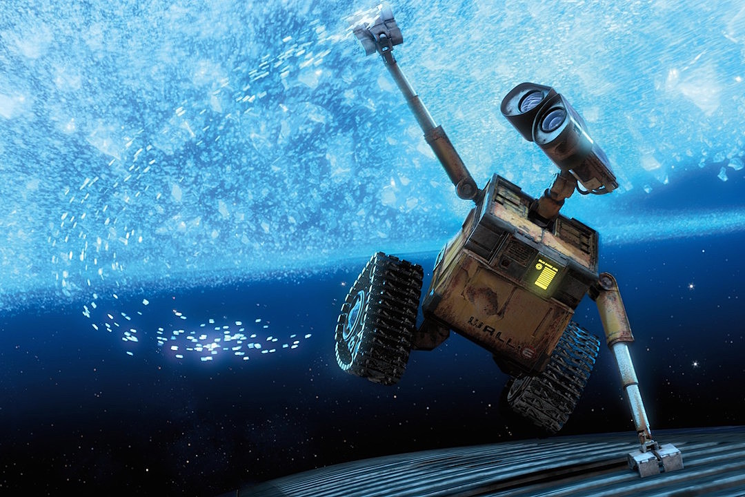 WALL-E Sci-Fi list