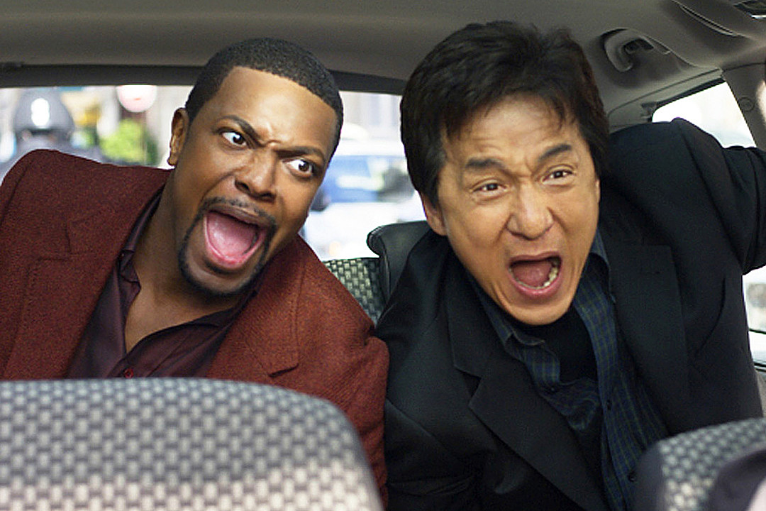 CBS Rush Hour TV Series Pilot Order Bill Lawrence