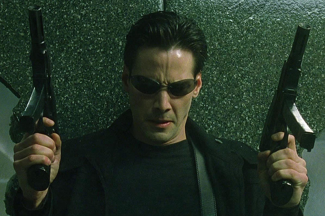 The Matrix Sci-Fi List
