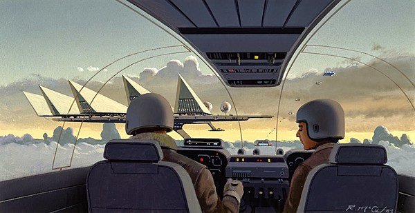 The Amazing 'Star Wars' Concept Art of Ralph McQuarrie