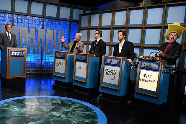 Every SNL Celebrity Jeopardy Episode - Starring Will ...
