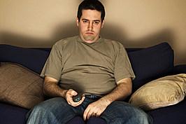 Binge Watching Netflix sad depressed
