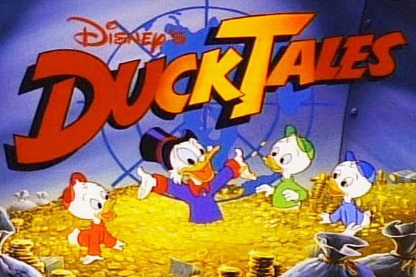 W Ducktales 'Ducktales'...