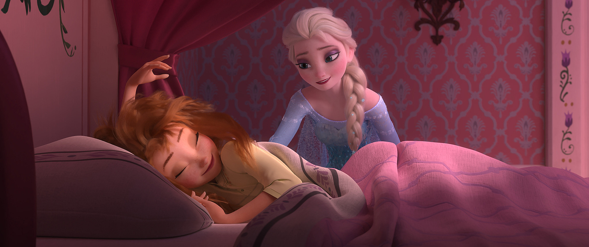 Frozen Fever Photos Anna Elsa And The Whole Gang Are Back