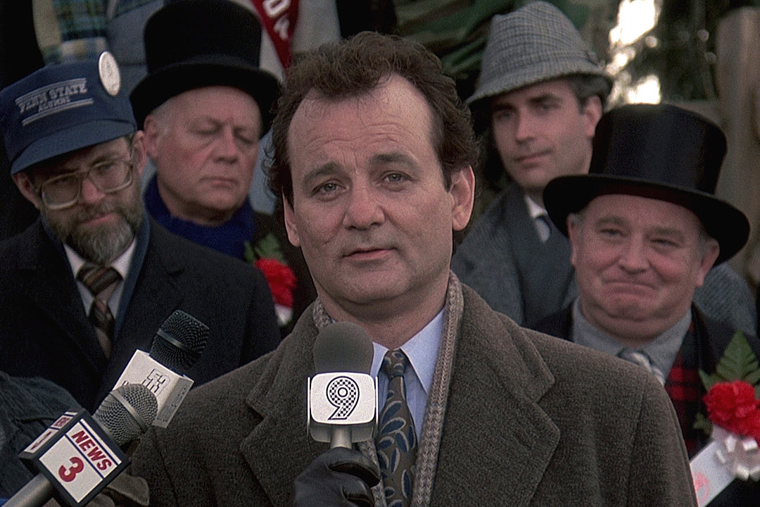 Groundhog Day best comedies