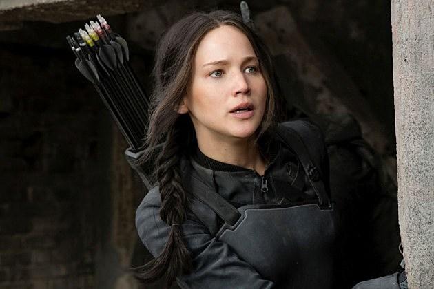 Hunger Games Mockingjay IMAX 3D