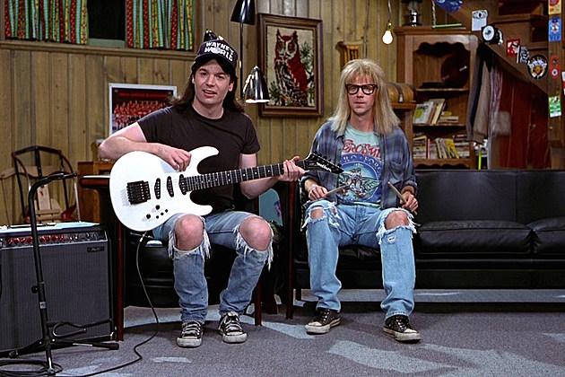 Wayne's World best comedies