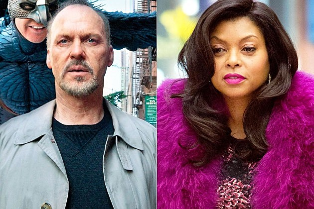 SNL Michael Keaton Taraji P Henson April Host