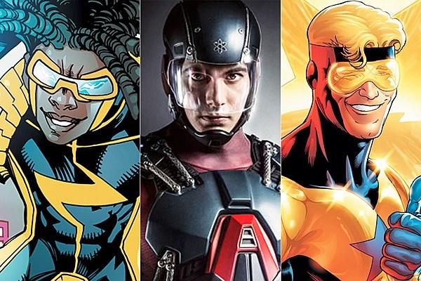 Arrow atom spinoff team s dc lineup revealed