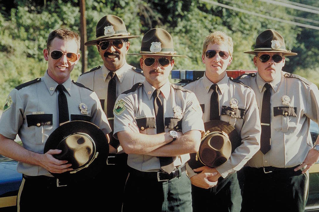 The Stars Of Super Troopers Are Coming To Minnesota Next Week | The Rock of Rochester