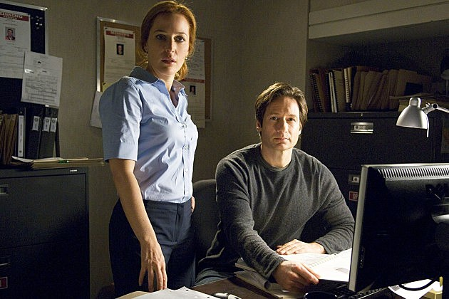 X Files Return Limited Event Series 6 Episodes Official