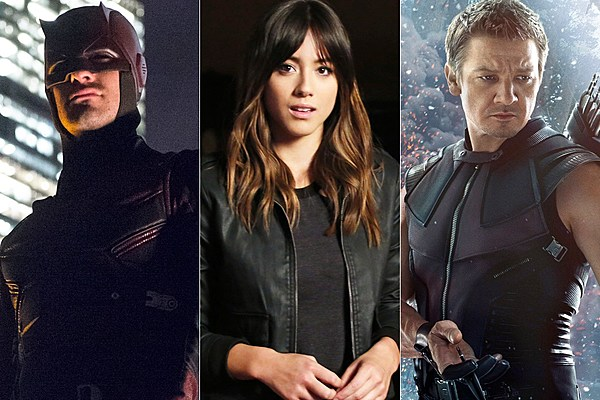 'Defenders' Confirm 'Infinity War,' and More Marvel TV News