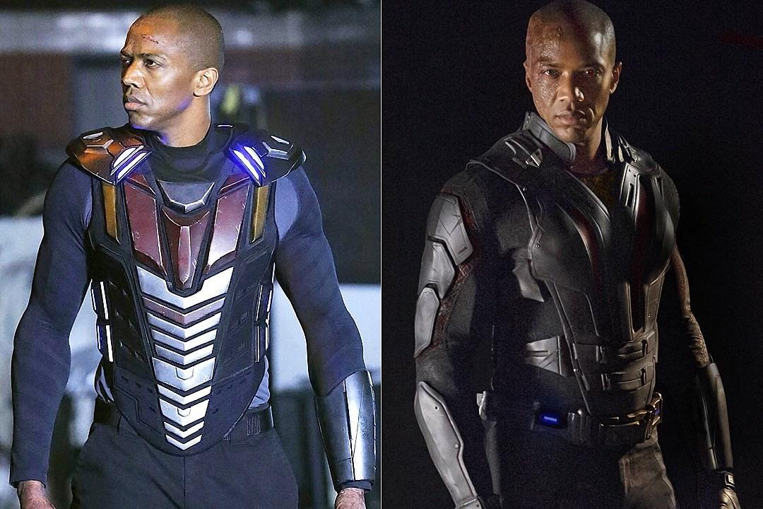 Marvel  ABC  Agents Of Shield Deathlok Leg