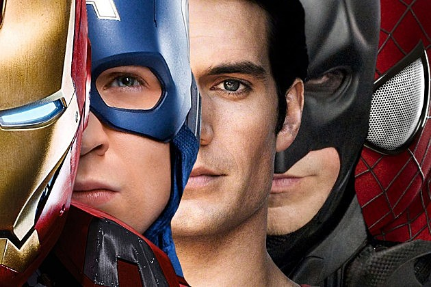 The Best Superhero Movies Of The Last Years - 18 then and now photos of your favourite on screen superheroes