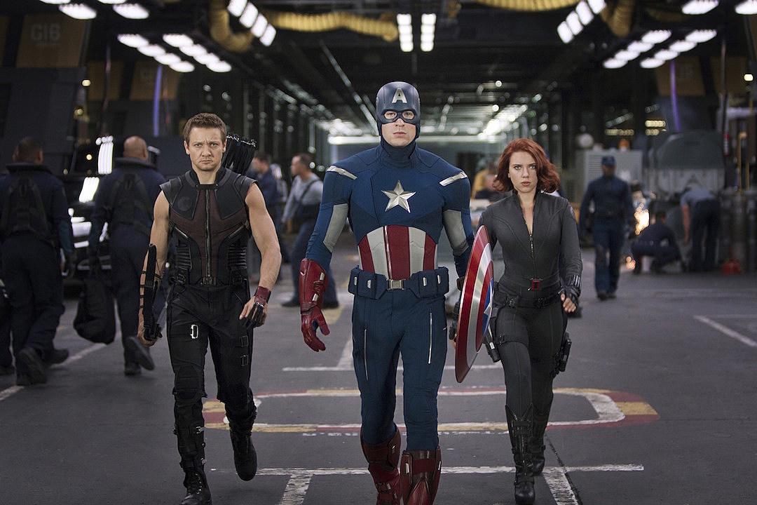 The Avengers best superhero