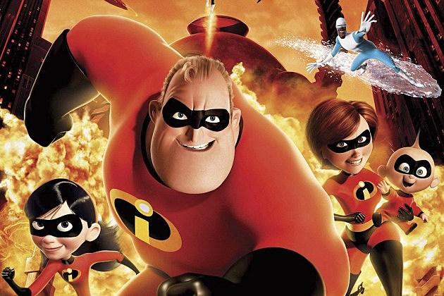 The Incredibles best superhero