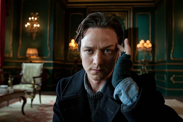 Men  Apocalypse    Teases James McAvoy   s Bald HeadJames Mcavoy X Men Wheelchair
