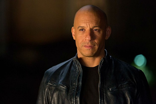 Vin Diesel Fast and Furious 8