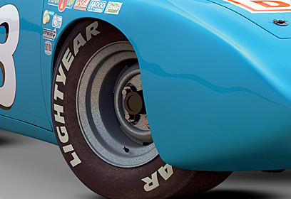 Lightyear Tires in 'Cars'