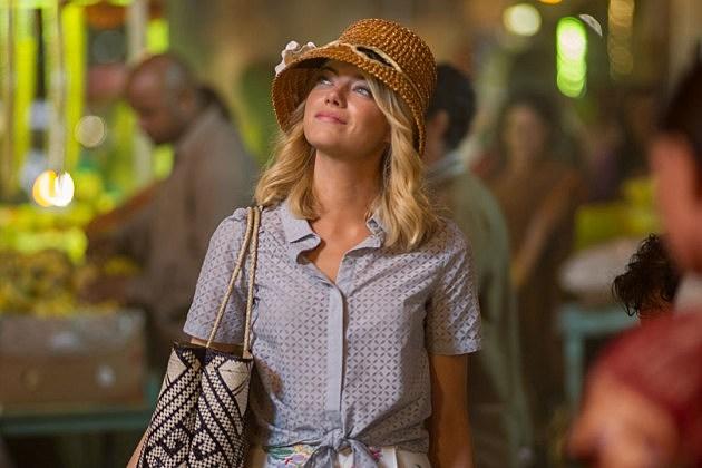 Emma Stone Aloha
