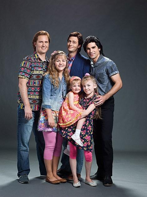 Lifetime Full House Unauthorized Cast