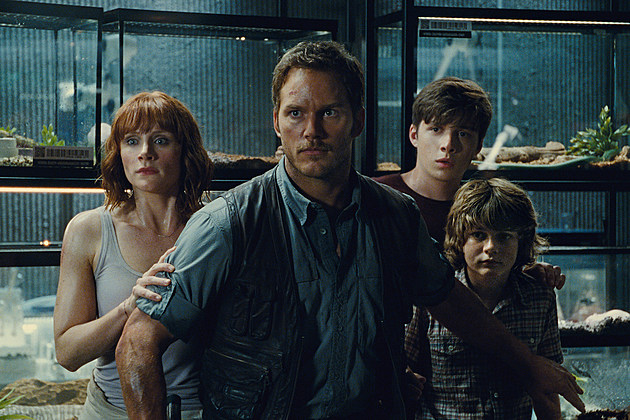 Jurassic World group
