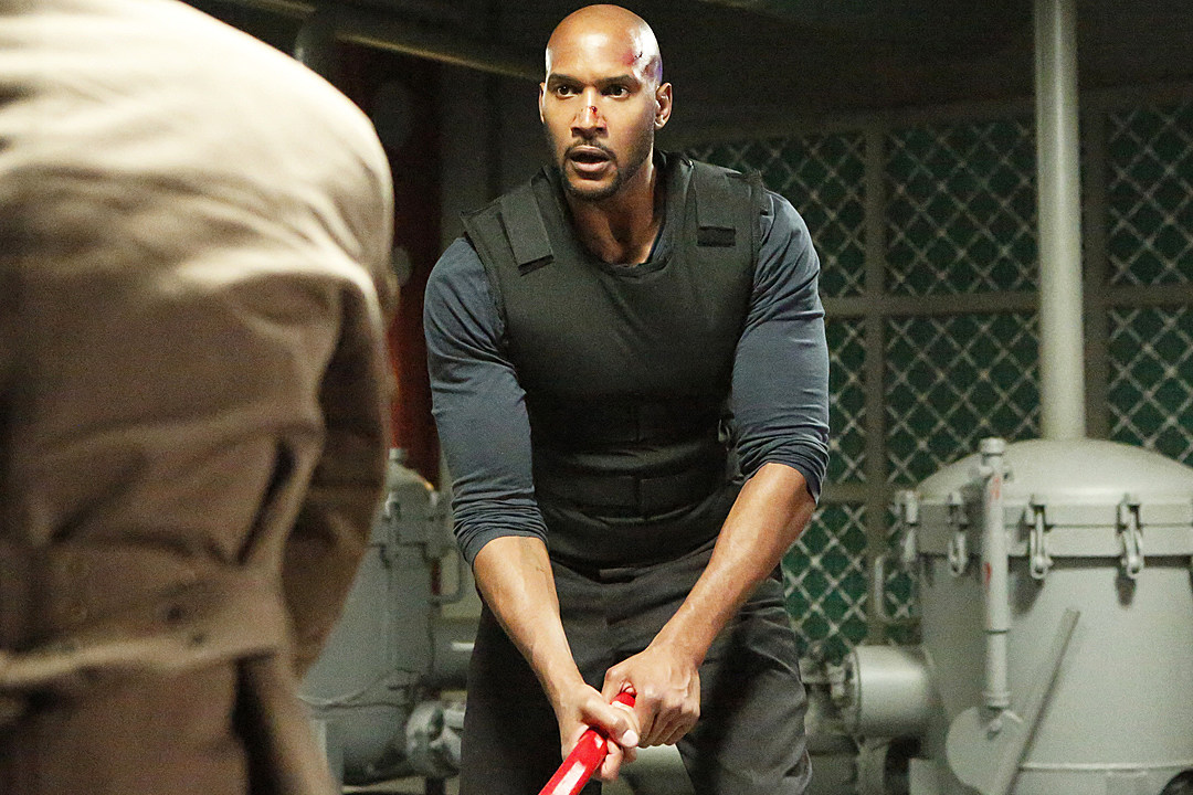 'Agents Of SHIELD' S3 Ups Henry Simmons To Series Regular