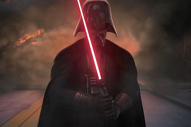 Star Wars Rebels Darth Vader Preview Clip
